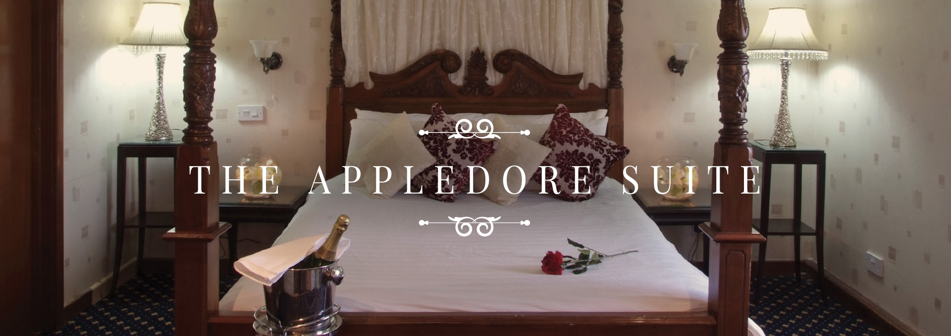 The Appledore Suite at the Durrant House Hotel - Luxurious and Romantic Holidays in North Devon