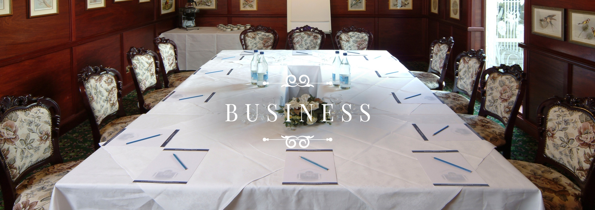 Business Conference Room Bideford Hotel