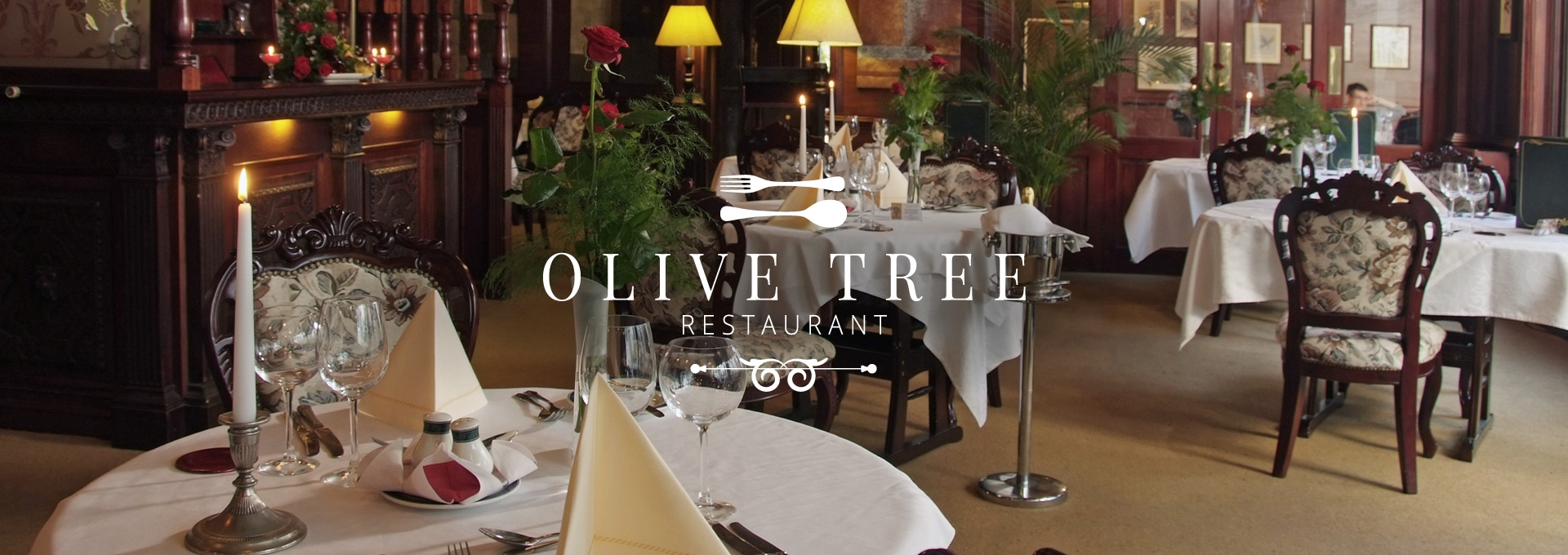 Olive Tree Restaurant at the durrant house hotel in bideford, north devon