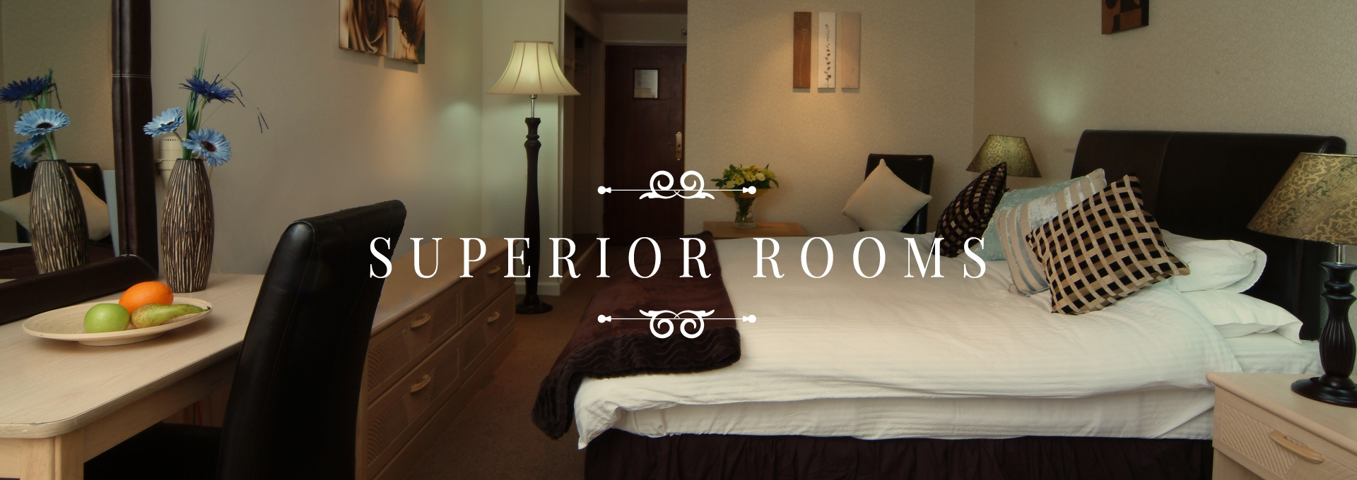 Superior Rooms at the Durrant House Hotel Bideford