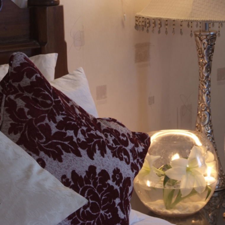 The Appledore Suite at the Durrant House Hotel - Perfect for weddings, anniversaries or luxury holidays!