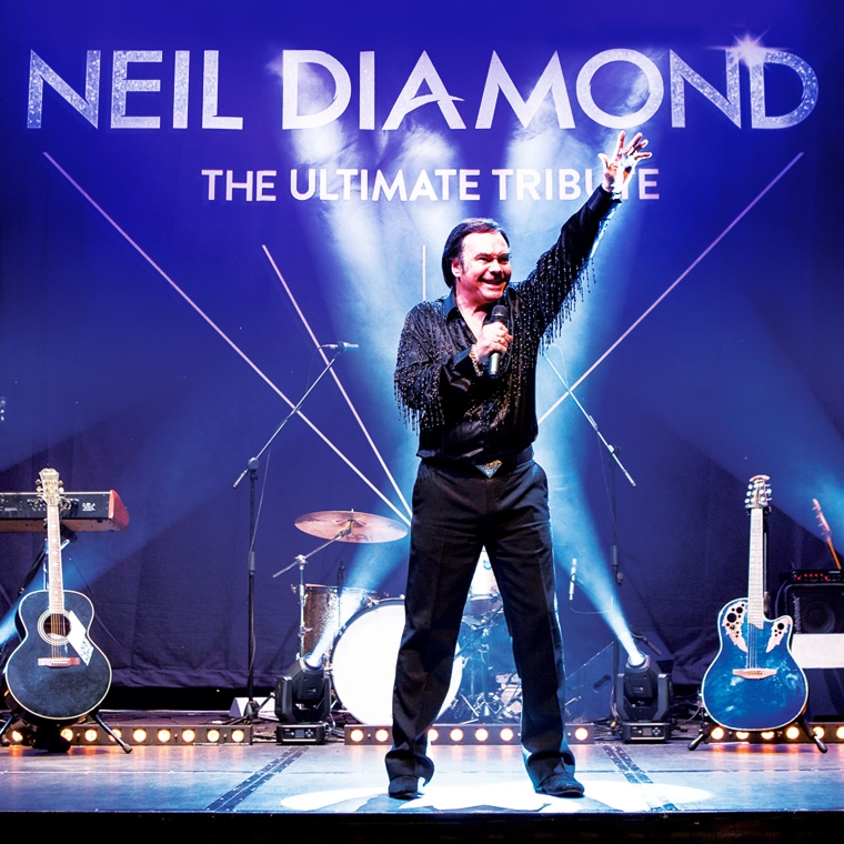 Neil Diamond Tribute Act at The Durrant House Hotel
