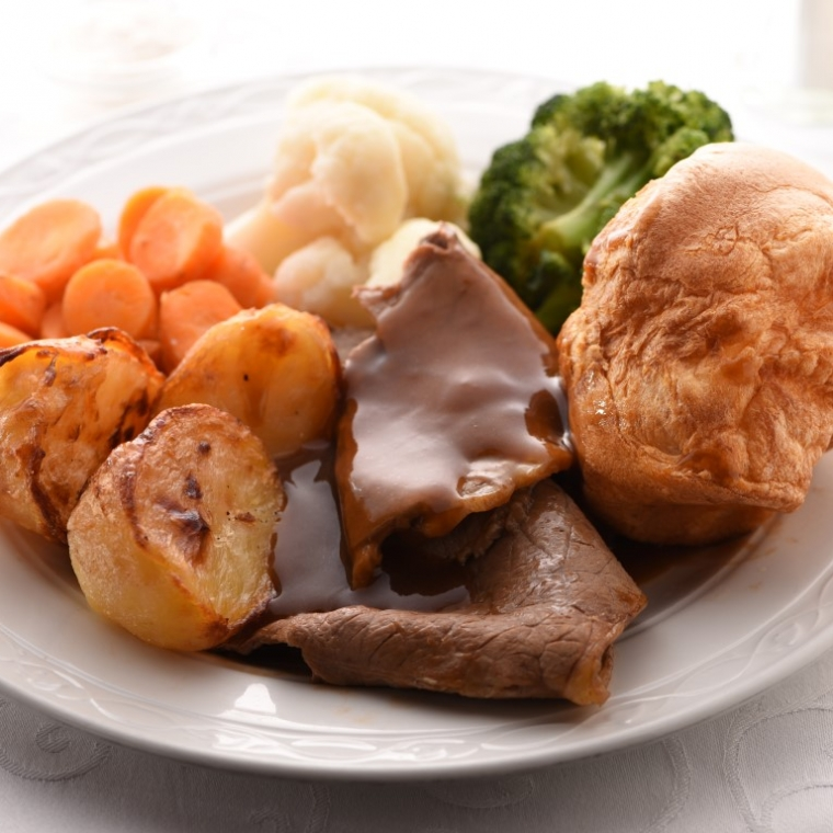 Roast Dinners at the Durrant House Hotel, Bideford