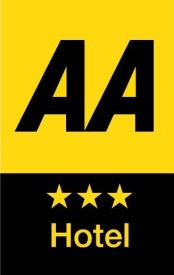 Durrant House Hotel is Rated 3 Stars by AA